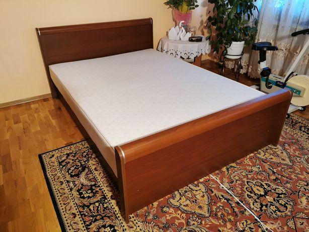 Eleganckie łóżko 140/200 cm