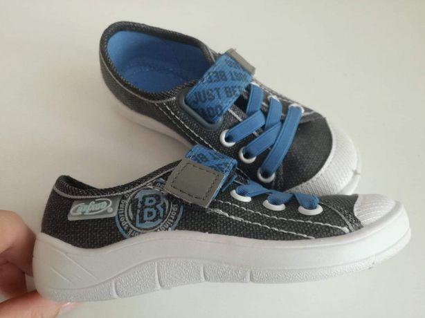 Nowe kapcie pantofle Befado 25