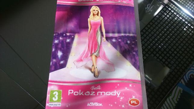 Gra Świat Barbie Pokaz mody projektowanie