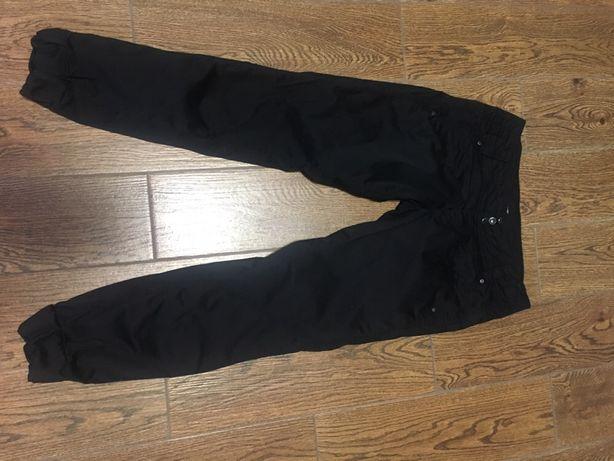 Модные женские брючки с резинкой внизу на 44-46р