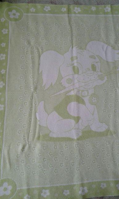 Одеяло детское ковдра бавовняна Ярослав