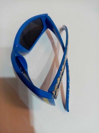 Okulary słoneczne Minionki na 2latka