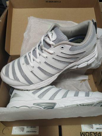 Кросівки шкіра кросовки білі ботинки кроссовки кожа 43 р
