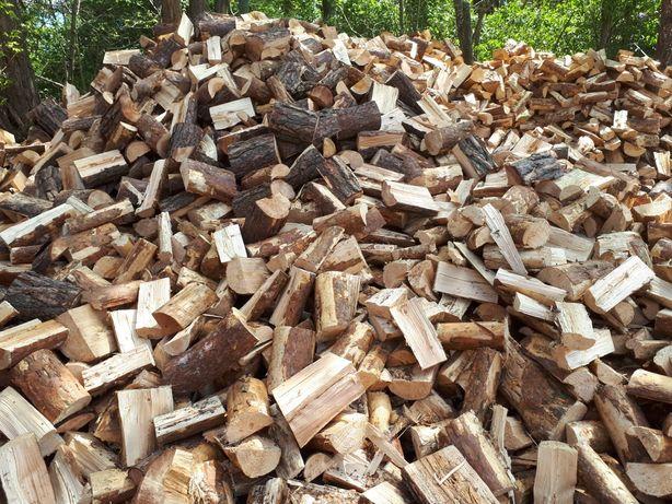Drewno opałowe i kominkowe .Sosna