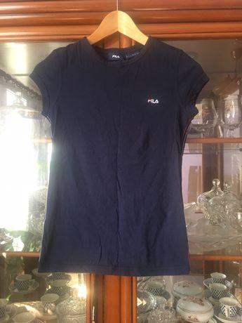 T-shirt damski Fila