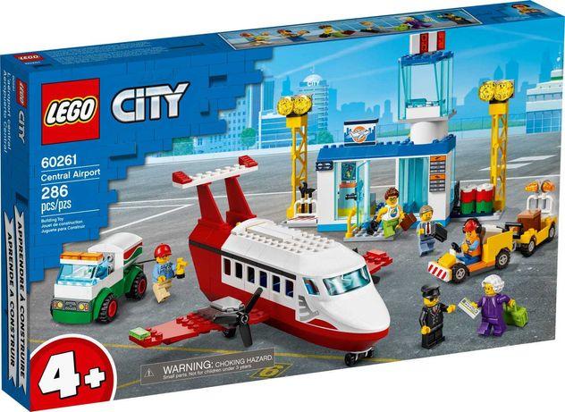 Lego city port lotniczy