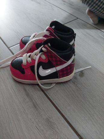 Buciki Nike  jak nowe