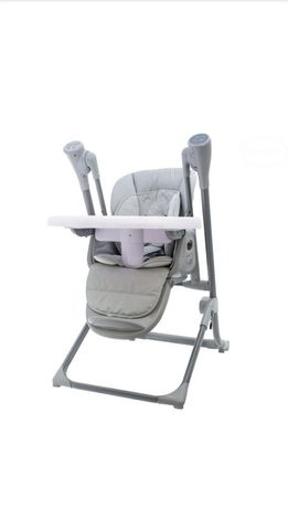 Krzesełko huśtawka eurobaby loop 2w1