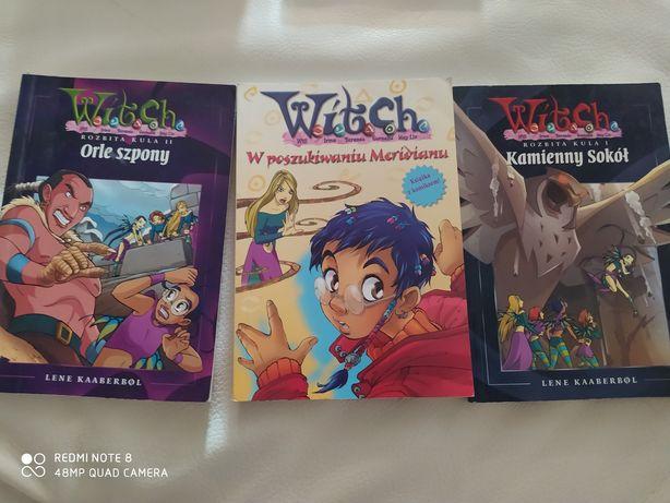 Książki Witch