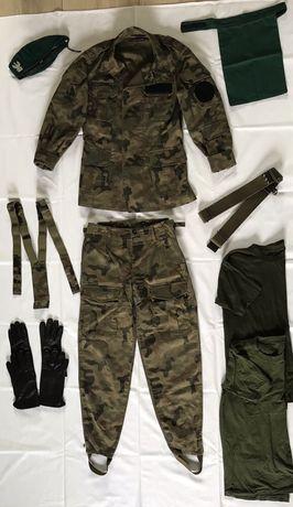 Mundur polowy klasy mundurowej / Asg, airsoft