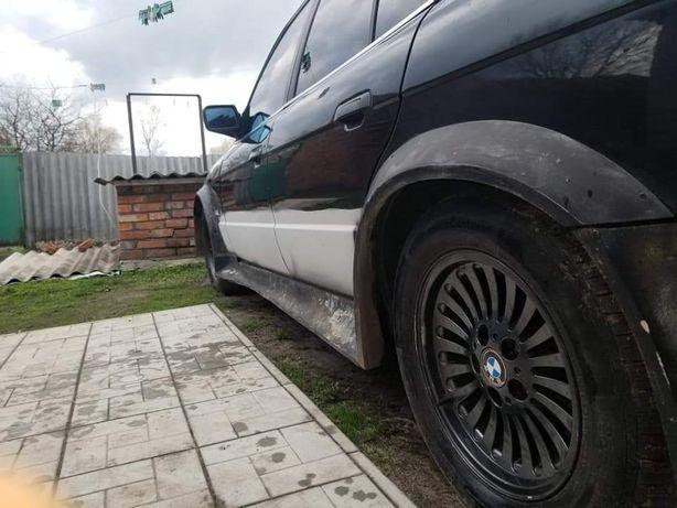 Литые диски BMW 5*120