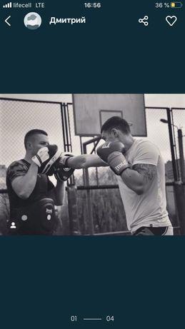 Персональні Тренування з Боксу та фізичної підготовки!