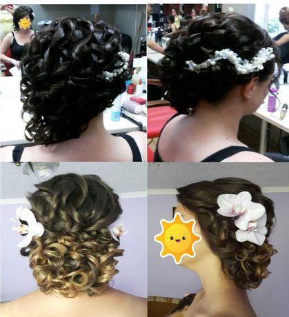 Mobilny fryzjer ( fryzury okolicznościowe oraz strzyżenia )