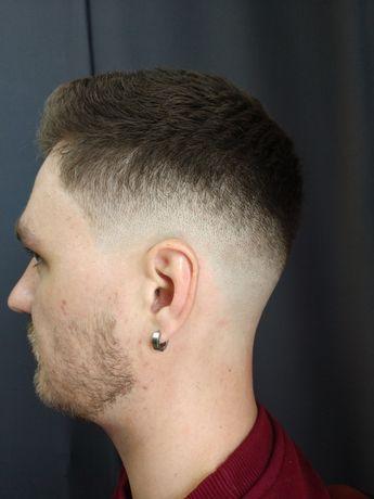 Мужские стрижки в стиле Barbershop