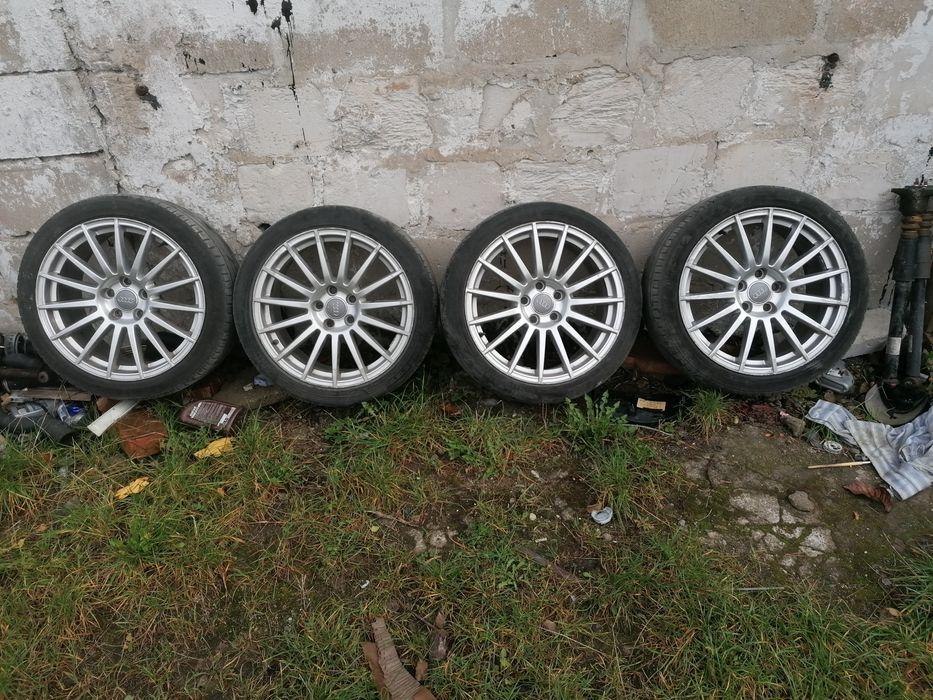 Alufelgi ronal 18 cali 5x112 Audi dtm vw seat skoda Bolszewo - image 1