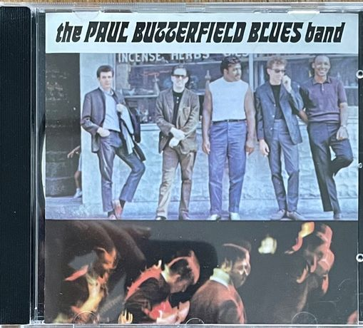 The Paul Butterfield Blues Band (1) CD