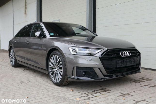 Audi A8 Long 55 TFSI / Pakiet Black / 2x Pakiet Sport / Gwarancja / FV 23%