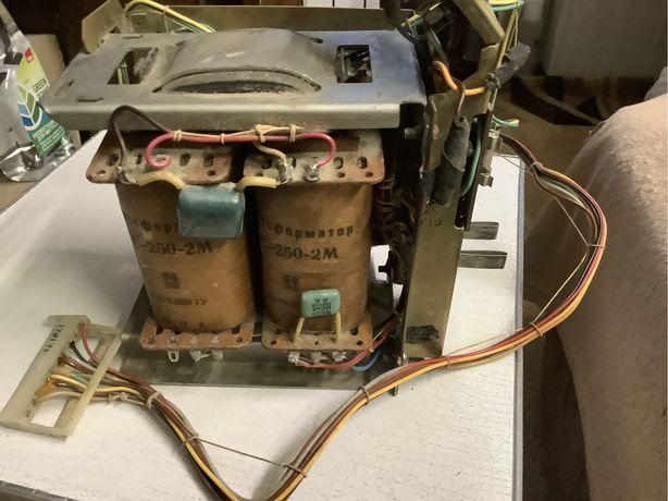Трансформатор ТС-250-М,ТАН27-220-50К