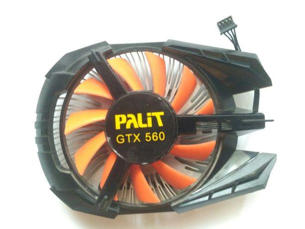 Кулер Palit gtx 560