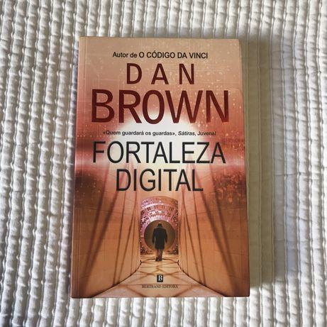 Livro Dan Brown Fortaleza Digital