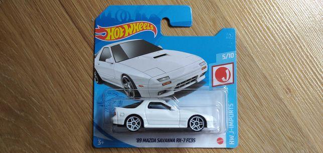 Hot Wheels Mazda RX7 Savanna FC3S