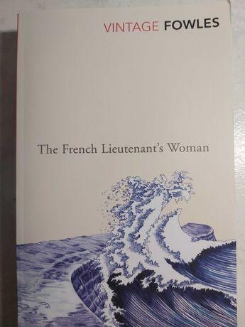 Livro - The French Lieutenant's Woman de Vintage Fowles