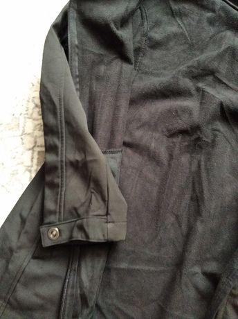 Nowa kurtka płaszcz Softshell czarna S