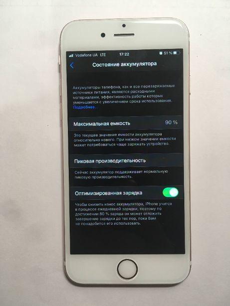 iPhone 6S/32 Gb Rose Gold
