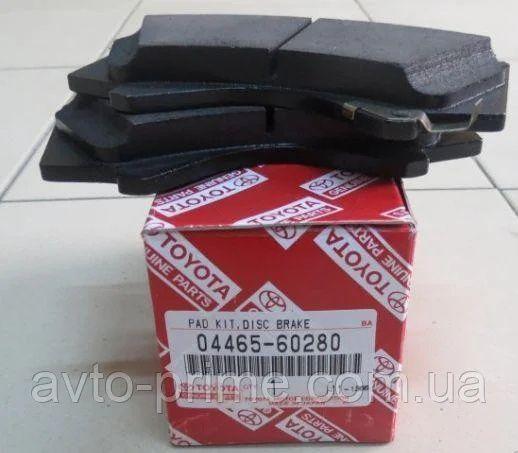 Тормозные колодки Land Cruiser 200,Lexus LX570 04465-60280