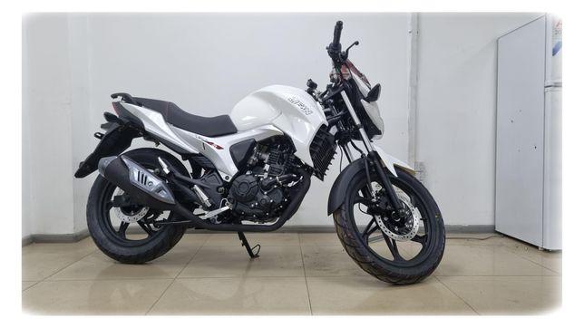 Мотоцикл LIFAN KP200 Объем двигателя 198 куб.см