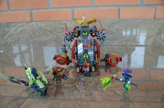 Lego Ninjago 70735 - REX Ронина.