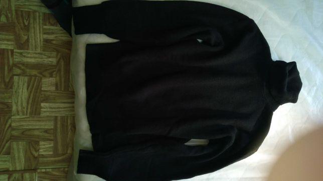 Nowy czarny sweter
