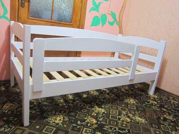 Детская кроватка! Подростковая кровать В НАЛИЧИИ 160х80. Ольха.