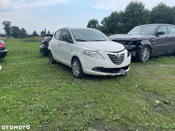 Lancia Ypsilon Klima Parktronik Niski Przebieg