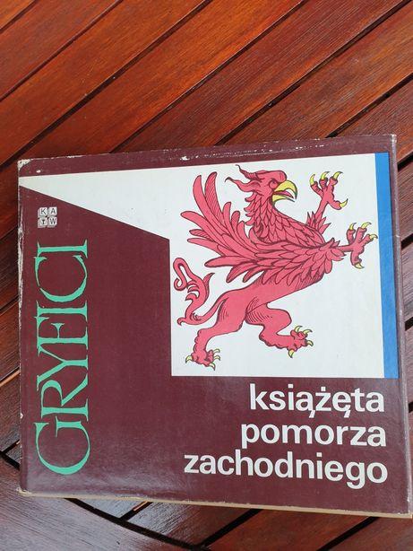 Gryfici. Książęta Pomorza Zachodniego. Kozłowski, Podralski.