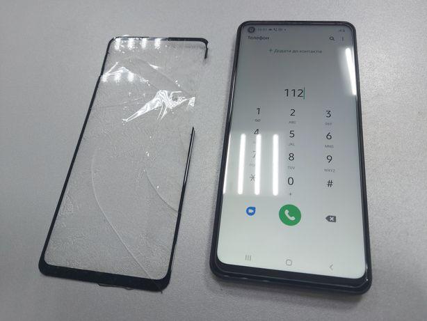 Заміна скла сенсора екрана дисплея Samsung iPhone Xiaomi Huawei