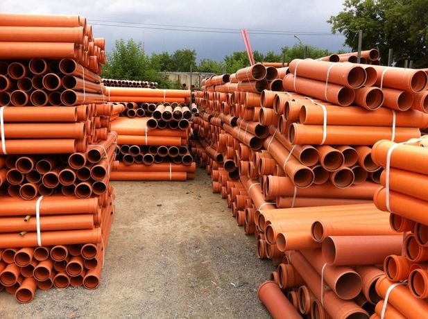 Труба канализационная опт/розн 3,2 мм Турция,Украина,Чехия,