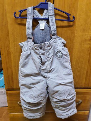 Spodnie zimowe H&M (narciarskie )