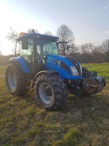 Ciągnik Landini Powermondial 115 / traktor rolniczy