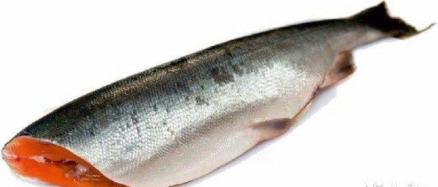 Горбуша красная рыба свежемороженая