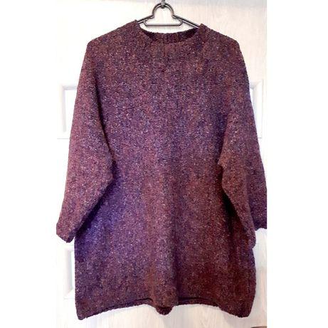 Sweter damski oversize bluza Christian Berg plus size 44 46 xl xxl