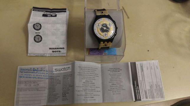 Zegarek Swatch James Bond 007. Seria limitowana. Model SUYB119