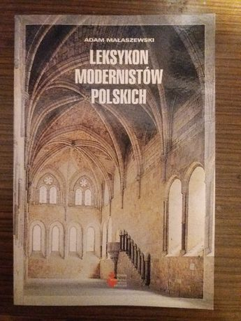 Leksykon modernistów polskich