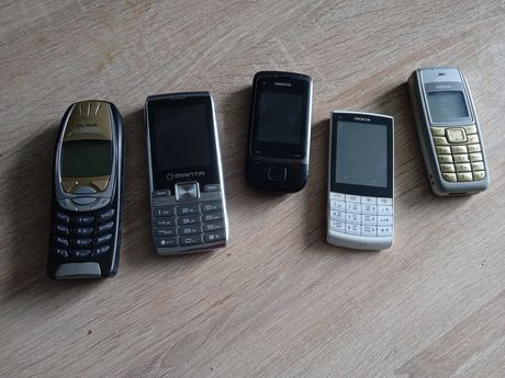 Nokia 6310i i 1110i oba sprawne w 100%