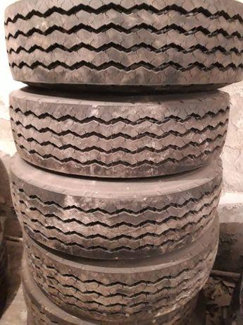 Шина грузовая 265/70-19,5 (Continental, Michelin) наварка Германия