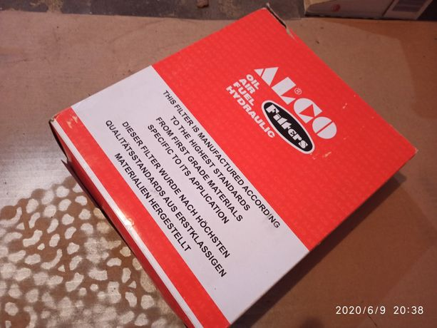 Filtr powietrza Alco Filter Opel