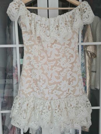 Lou sukienka koktajlowa r S
