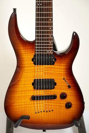 Продам 7 ст. гитара Legator + Seymour Duncan Nazgul & Sentient