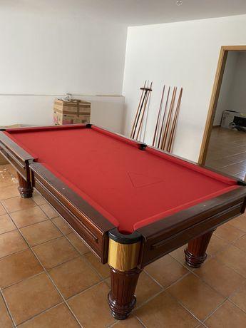 Mesa de snooker como nova
