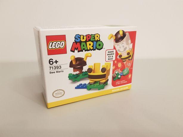 Nowe klocki LEGO71393 Super Mario - Mario pszczoła - ulepszenie